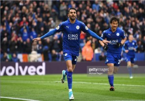Leicester City 3-0 Watford: Foxes ease to win as Premier League safety is assured