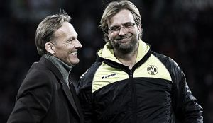 """Watzke and Klopp confirm talks have gone on, """"in the last days."""""""