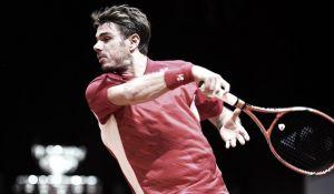 Coppa Davis: Wawrinka non sbaglia, 1-0 Svizzera