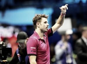 ATP St. Petersburg: Stan Wawrinka cruises into final