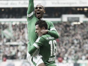 La primera parte salva al Werder Bremen