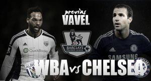 West Bromwich Albion - Chelsea: acabar por todo lo alto