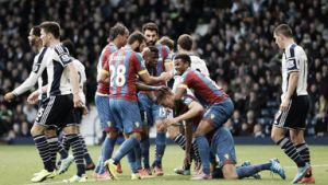 Crystal Palace vs West Brom: Baggies seek turnaround after three straight losses