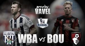 West Bromwich Albion - Bournemouth: duelo de rachas positivas en The Hawthorns