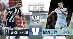Risultato Live West Bromwich Albion Vs Manchester City, Premier League (0-3)