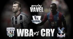 West Bromwich - Crystal Palace: hora de alejarse de la inestabilidad