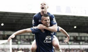 El Everton recupera la fiabilidad