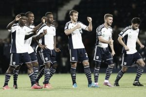 El West Brom avanza en Copa en la tanda de penaltis