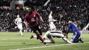 Peterborough vs West Brom: El momento clave con miras hacia un nuevo título