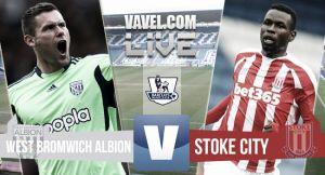 Resultado West Bromwich Albion vs Stoke City en vivo (1-0)