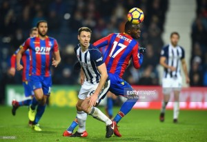 West Bromwich Albion 0-0 Crystal Palace: Pardew's first game ends goalless against former side