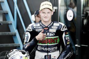 """Niklas Ajo: """"Tengo que seguir igual de concentrado para conseguir el podio"""""""