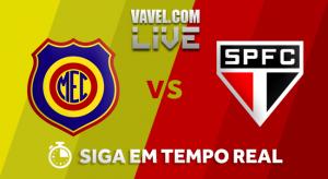 São Paulo vence o Madureira fora de casa pela Copa do Brasil 2018 (0-1)