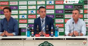 Ramón Planes y Juan Contreras abandonan el Elche CF
