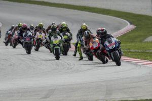 """MotoGP, a Phillip Island gara con """"pit stop"""""""