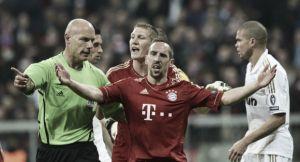 Howard Webb será el árbitro del Real Madrid - Bayern de Múnich