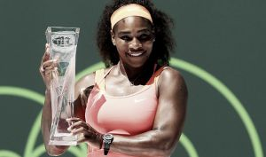 WTA Miami: Williams perfetta, la Suarez Navarro si inchina