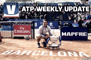 ATP Weekly Update week 17: Rafael Nadal steals spotlight from first-time finalists