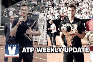 ATP Weekly Update week 21: Final French Open tune-up events give momentum