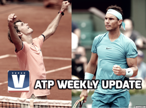 ATP Weekly Update week 22: Favourites up-and-running at Roland Garros
