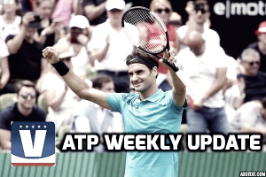ATP Weekly Update week 24: Roger Federer reasserts dominance on grass