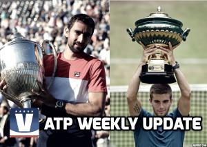ATP Weekly Update week 25: Croatians clean up grass crowns