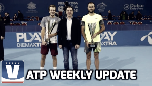 ATP Weekly Update number six: First-time finalists shine
