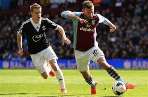 Aston Villa - Southampton: la necesidad por afianzarse de cara a la próxima temporada