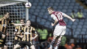 Aston Villa - Hull City: a seguir sumando
