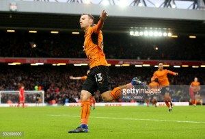 Liverpool 1-2 Wolverhampton Wanderers: Reds dumped out of FA Cup as slump continues