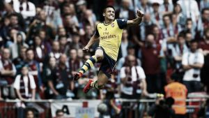 Alexis Sanchez voted Arsenal Player of the Season