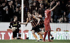El Hull City aleja de los puestos de Champions a un Liverpool inerte y sueña con la permanencia