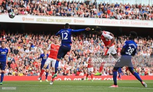 Arsenal 2-0 Manchester United: Gunners player ratings as Wenger finally beats Mourinho
