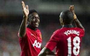 Manchester United en patron !