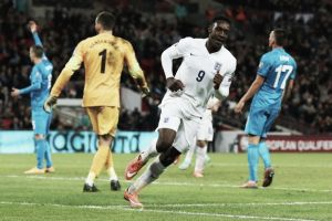 Arsenal Watch: England 3-1 Slovenia