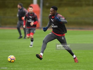 Arsenal given double injury boost with Danny Welbeck and Aaron Ramsey expected to be fit for Tottenham clash