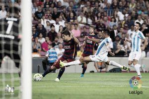 Weligton se lesiona ante el FC Barcelona