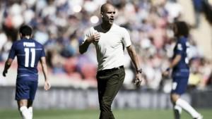 """Guardiola: """"Podemos cuidar a los jugadores, pero las lesiones son impredecibles"""""""