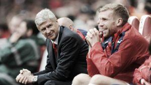 Wenger: ''El partido del domingo no será un amistoso''
