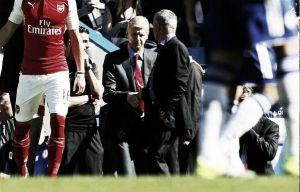 Wenger: ''Es incomprensible que Diego Costa no haya sido expulsado''
