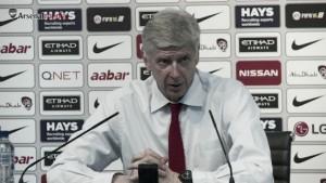 """Wenger: """"Danny Welbeck tiene un problema en la rodilla"""""""