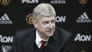 """Wenger: """"El resultado fue justo"""""""