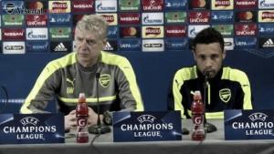 """Wenger: """"Hay que trabajar en cada partido para luchar por el título"""""""