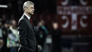 """Wenger:""""Al final conseguimos una victoria que da crédito a la mentalidad del equipo"""""""