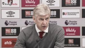 """Wenger: """"Cuestiono más la calidad de lo que hemos propuesto que la actitud de los jugadores"""""""