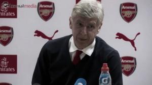 """Wenger: """"No se puede cuestionar mi lealtad, dije no a todos los clubes del mundo por estar aquí"""""""