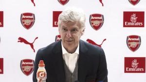 """Wenger: """"A veces, para hacer feliz a la gente, tienes que irte a otro lado"""""""