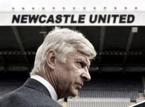 """Wenger: """"El Newcastle quería imponer un juego muy físico"""""""