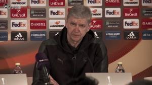 """Wenger: """"Somos ambiciosos en esta competición y ahora tenemos más experiencia que antes"""""""