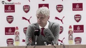 """Wenger: """"Estoy más feliz que preocupado"""""""